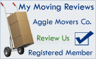 Movers Reviews - Registered Mover